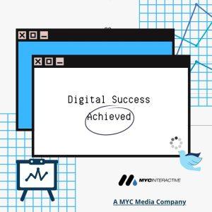 Digital Success Achieved