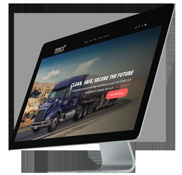 FuelX Website