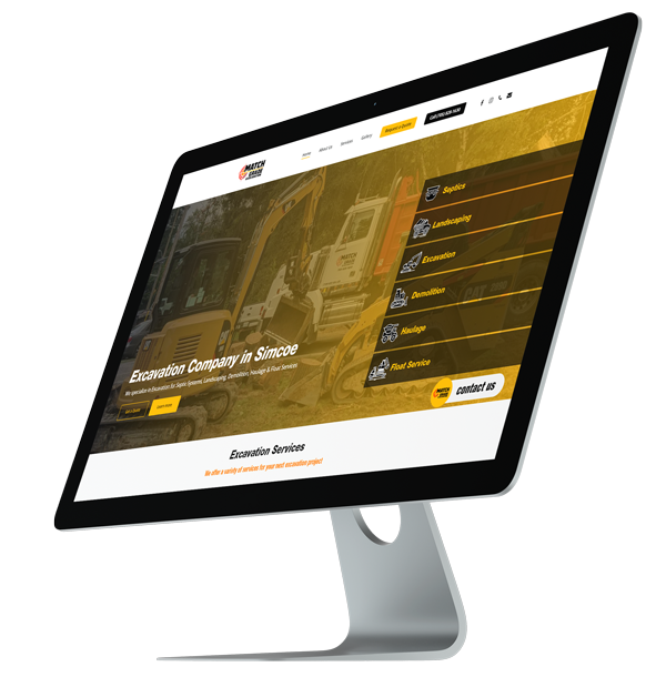 MatchGrade Website 1