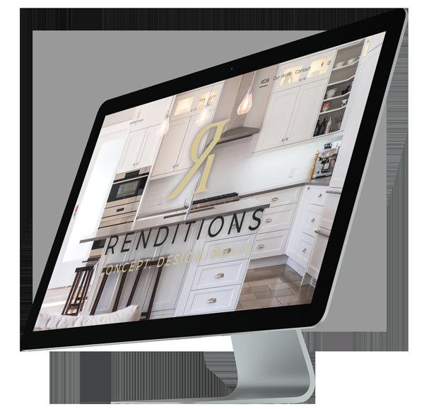 Renditions Website