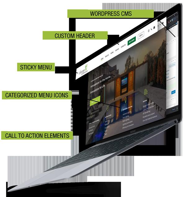 Lifescape Construction Website